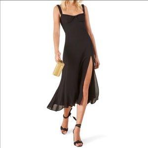 Reformation Peridot Dress